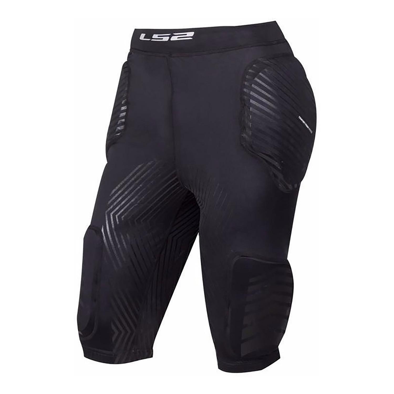 Pantalon Short de Protección Viscoelasticas Ls2 Race Motocross