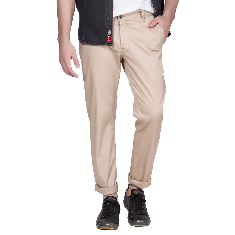 Pantalon Gabardina Ls2 Motegui Beige