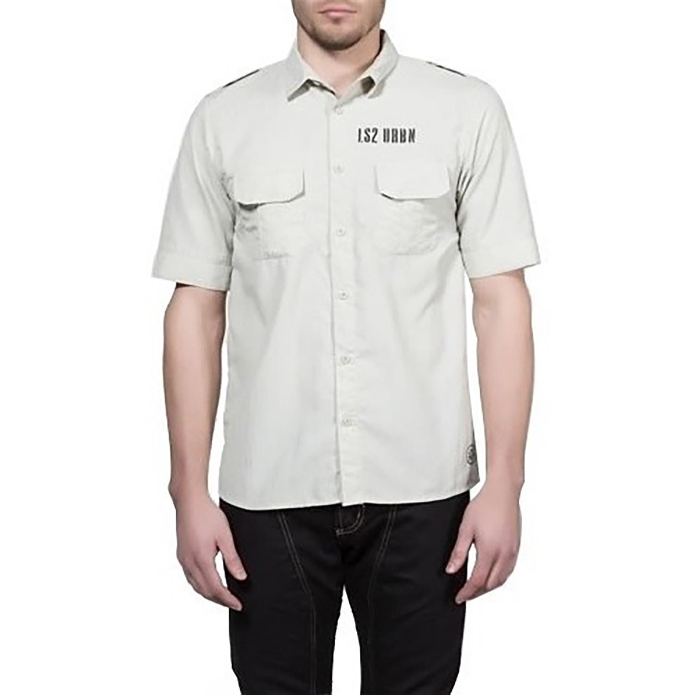 Camisa Manga Corta Ls2 Sand