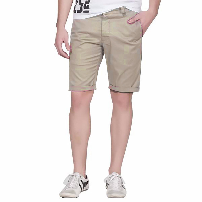 Pantalon Corto Bermuda Ls2 Motegui Beige