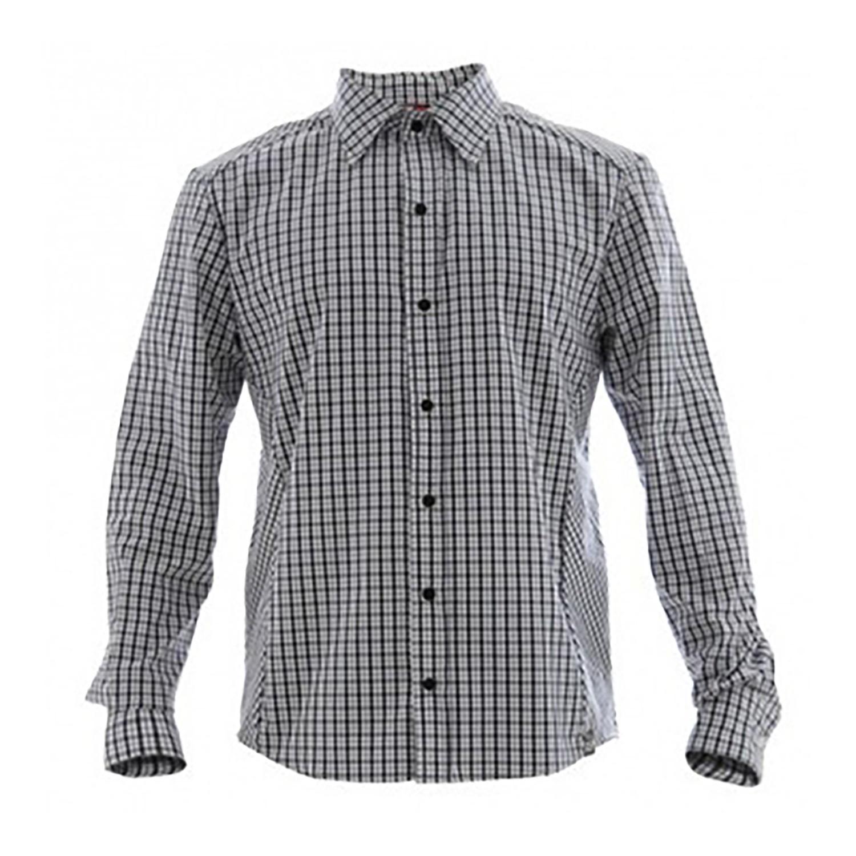 Camisa Urbana Manga Larga Ligera Bernard Negro Ls2
