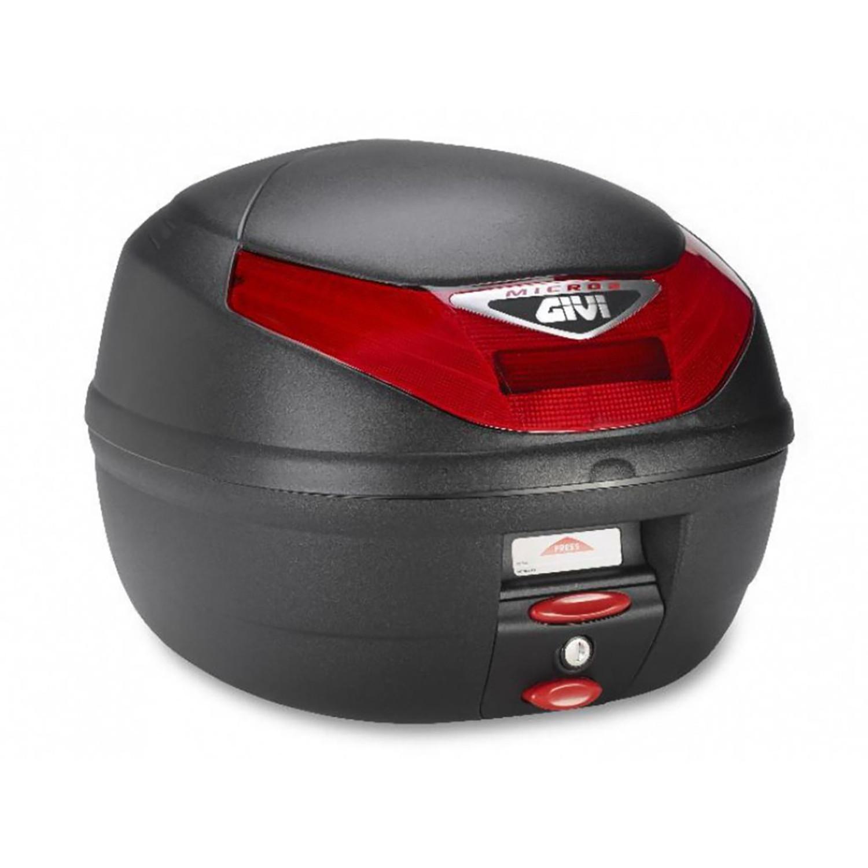 Baul Trasero Givi E260n Monolock 26 Litros