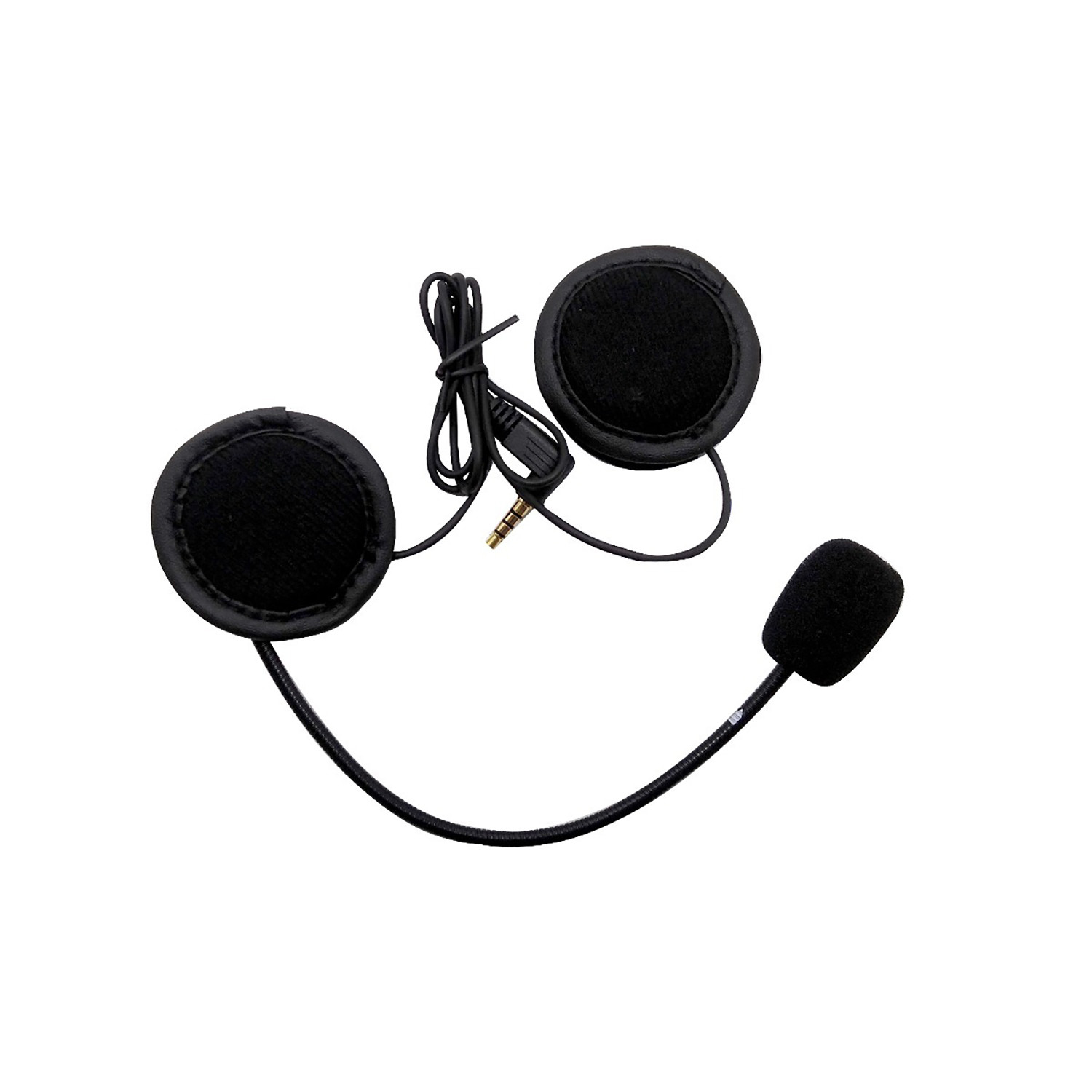 Kit Auriculares y Microfono Intercomunicador Ejeas V6  V4  E6