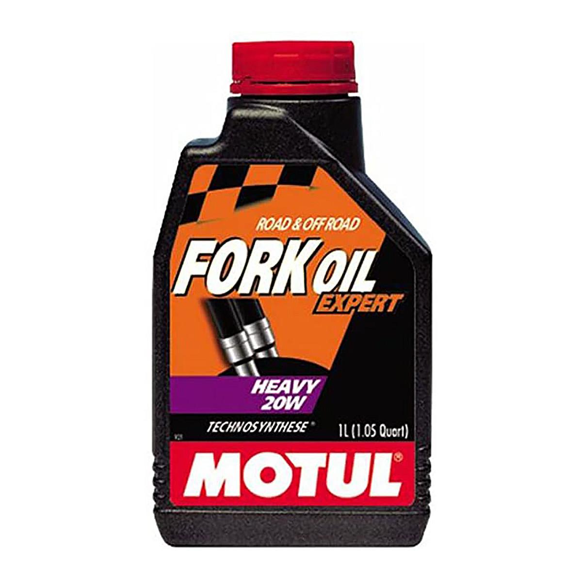 Aceite Suspension Motul Fork Oil Expert Heavy 20w 1 Litro