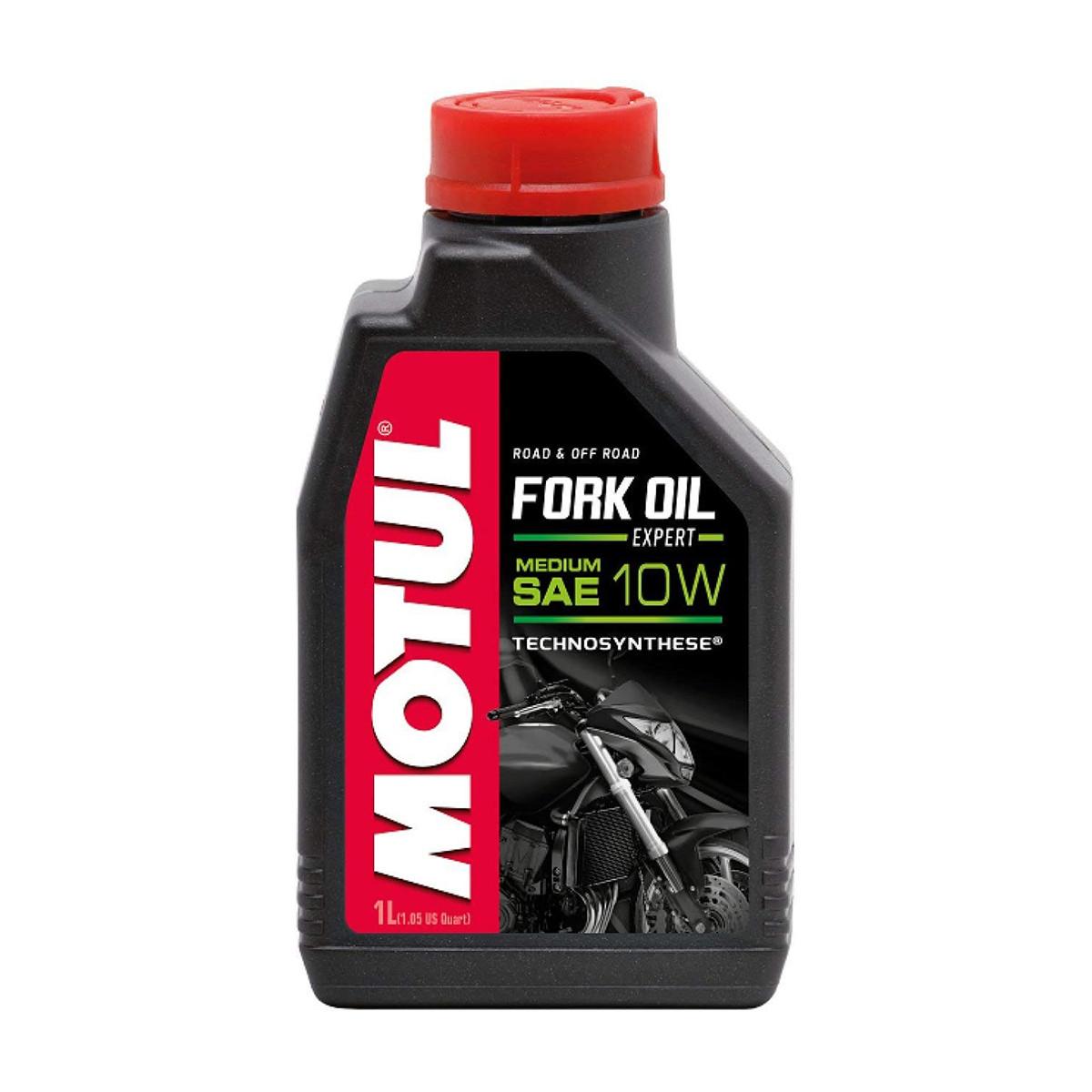 Aceite Suspension Motul Fork Oil Expert Medium 10w 1 Litro