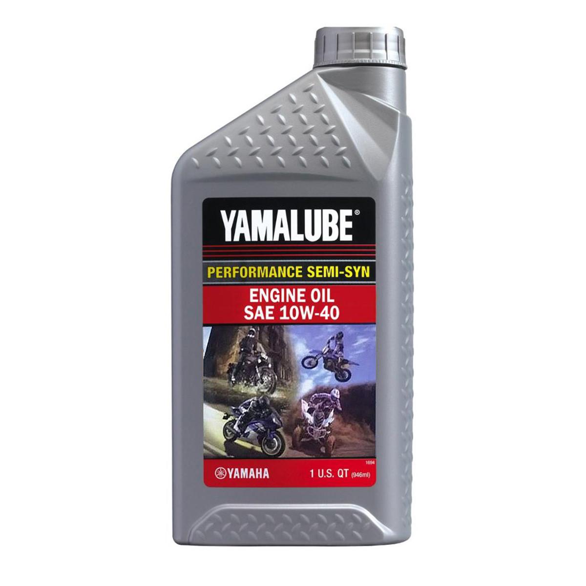 Aceite Yamalube 10w40 4T Semi-Sintético Yamaha