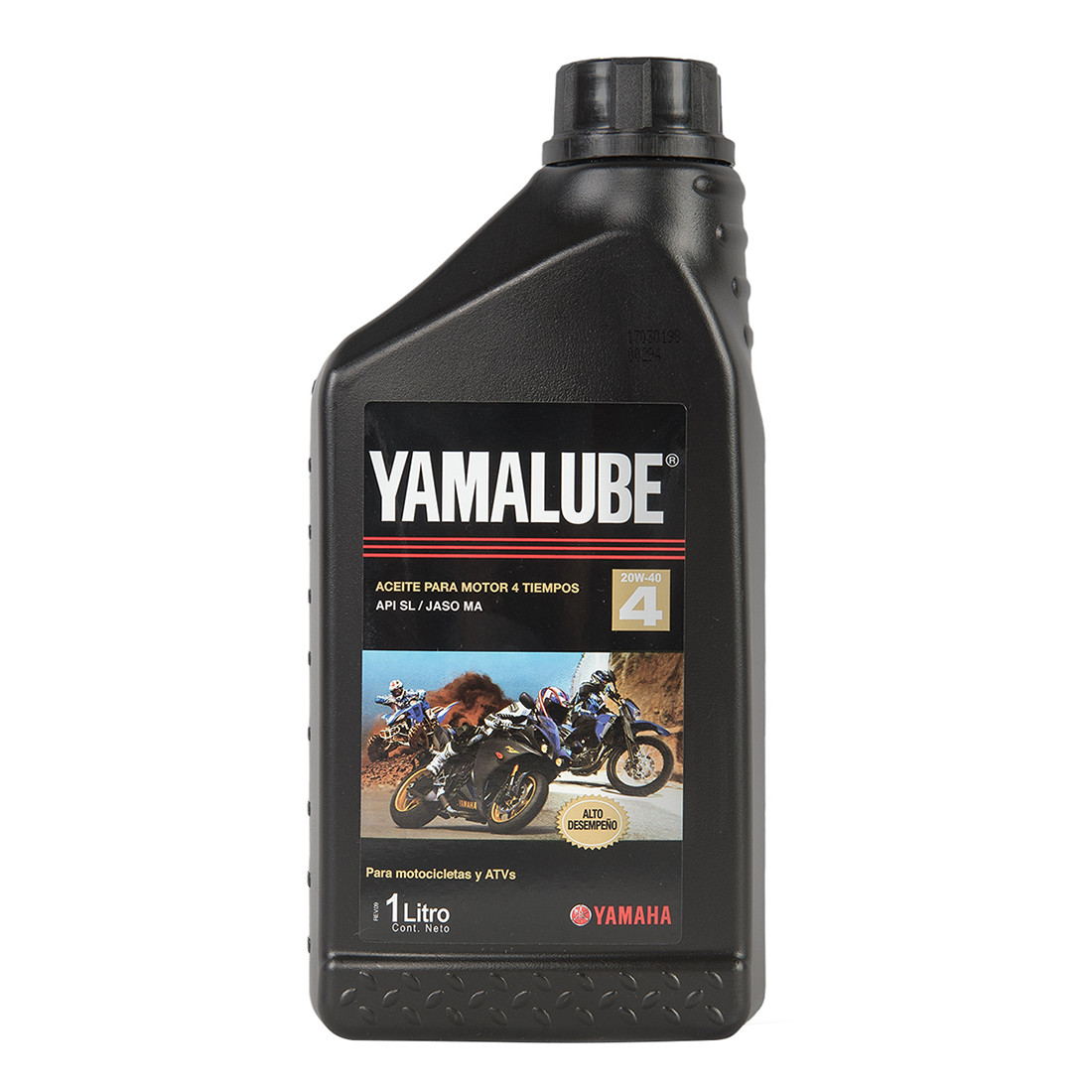 Aceite Yamalube 4t 20w40 Mineral Yamaha