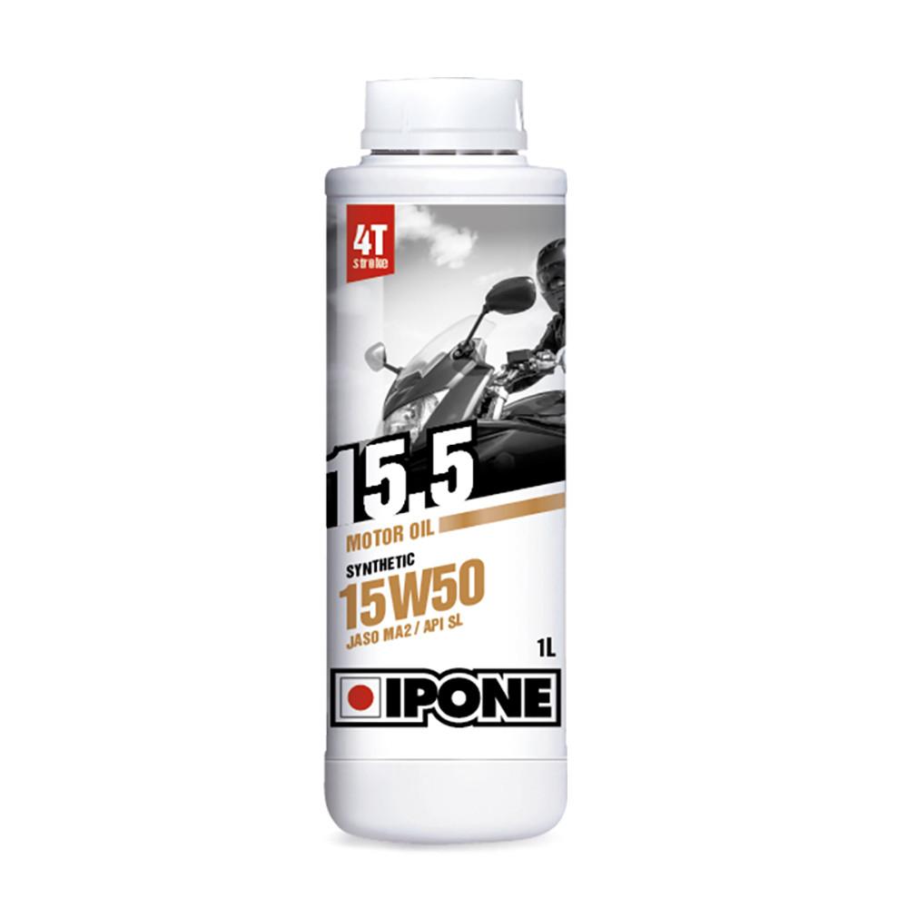Aceite Ipone 15.5 15W50 4T Semi-Sintético 1 litro