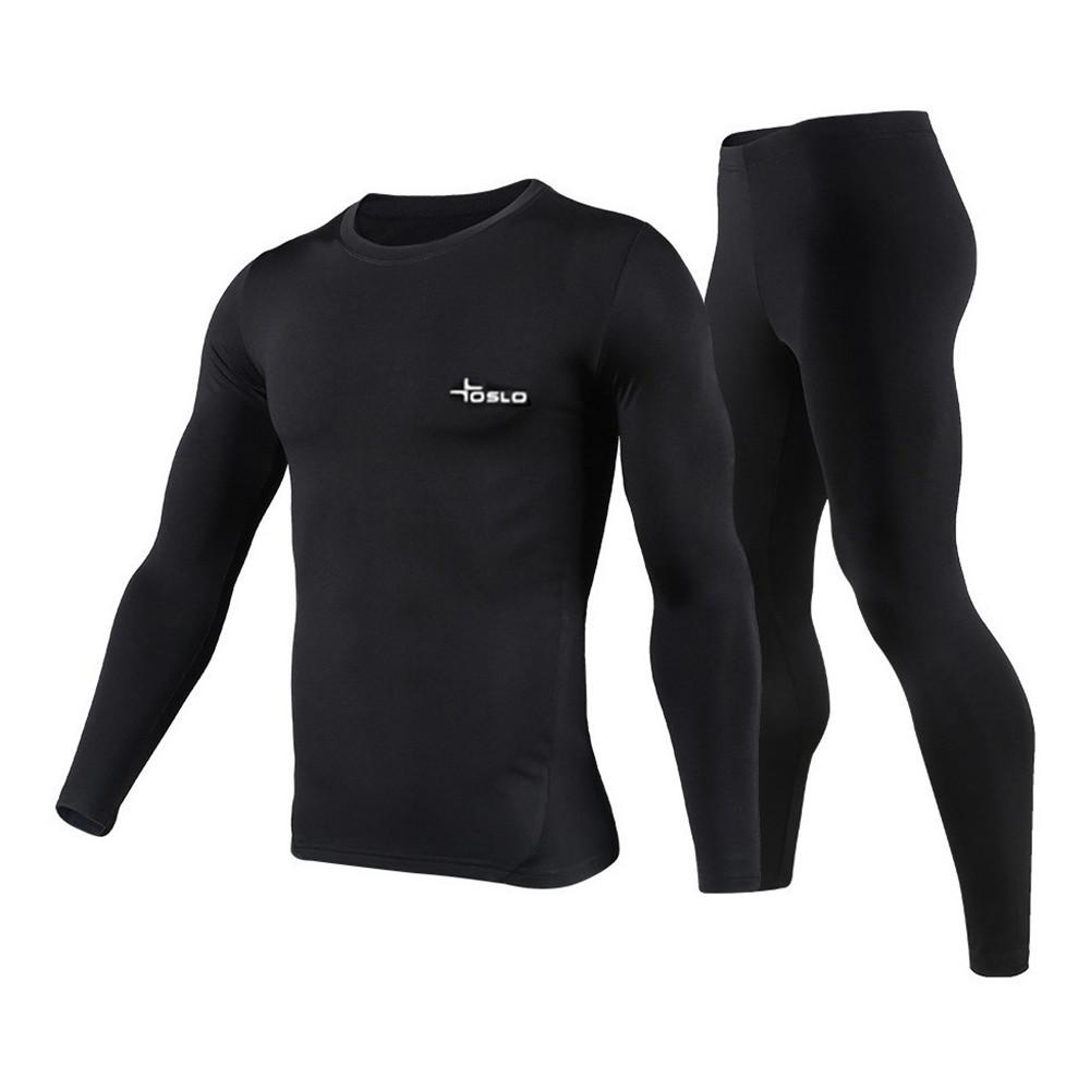 Conjunto Termico Oslo Remera + Pantalon Primera Piel