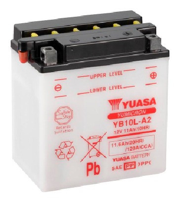 Bateria Yuasa Yb10l a2
