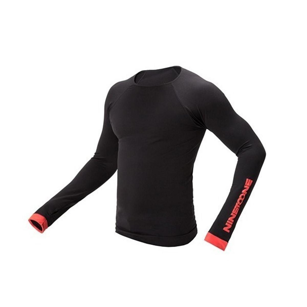 Camiseta Térmica Primera Piel Ninetoone Rival Abrigo