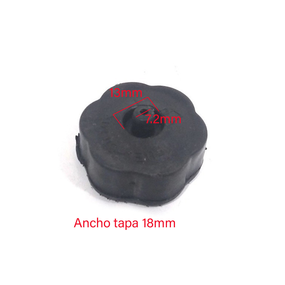 Tapa Tanque Nafta Mini Cuatri Atv 50cc Yoyo
