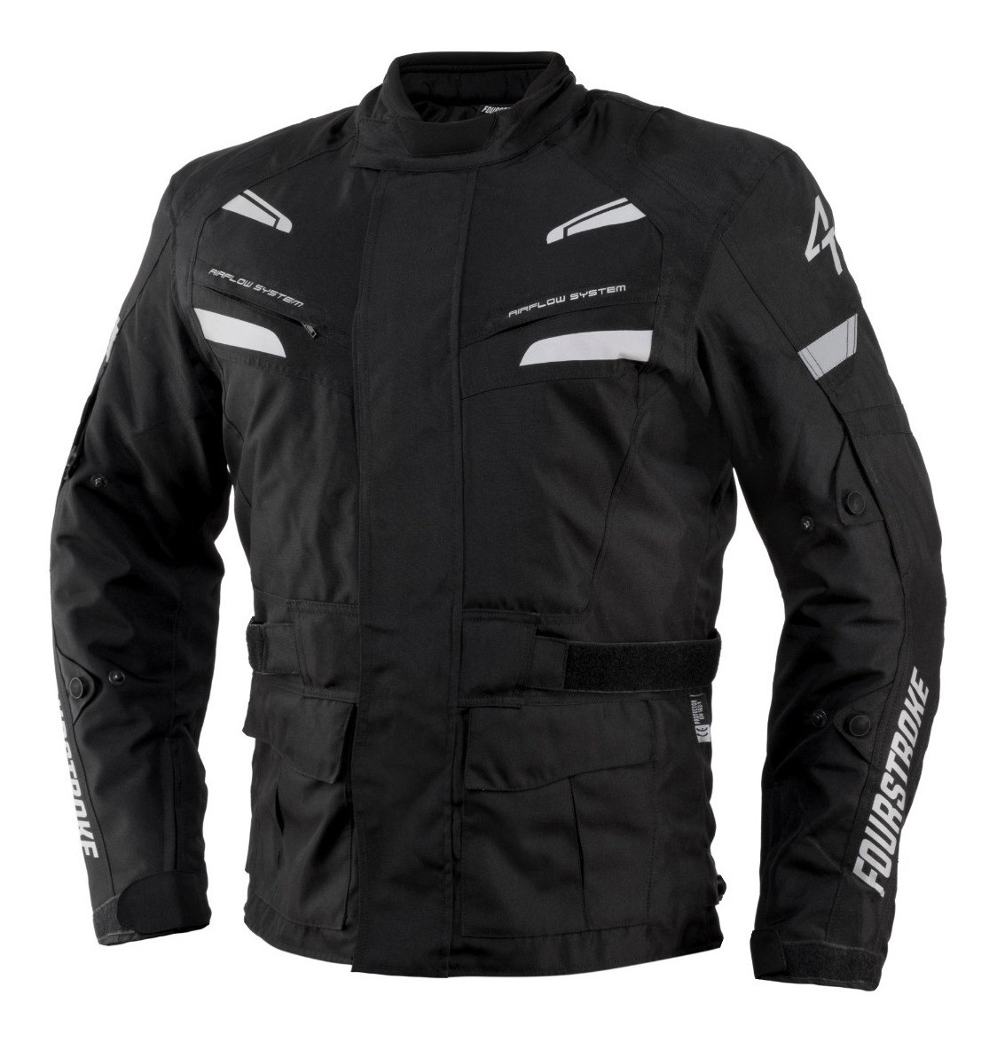 Campera Moto All Weather Jacket 4t Fourstroke 4 Stroke