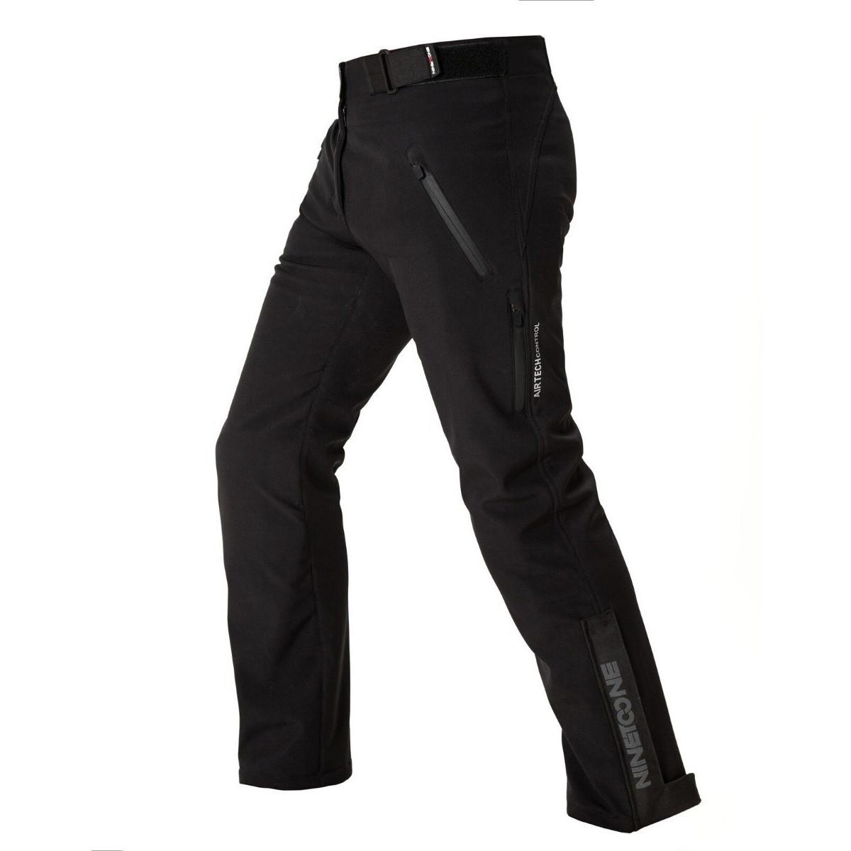 Pantalón Softshell Ninetoone Hera Mujer con Protecciones