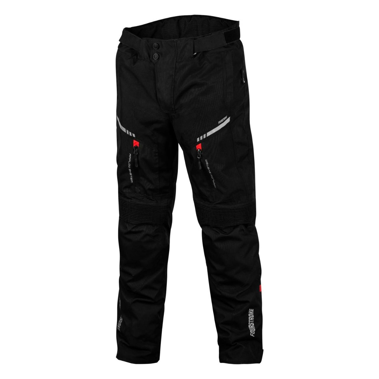 Pantalon de Cordura con Protecciones Fourstroke Warrior