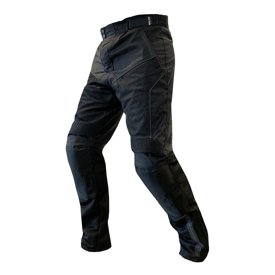Pantalón de Cordura Turismo Nine To One City con Protecciones