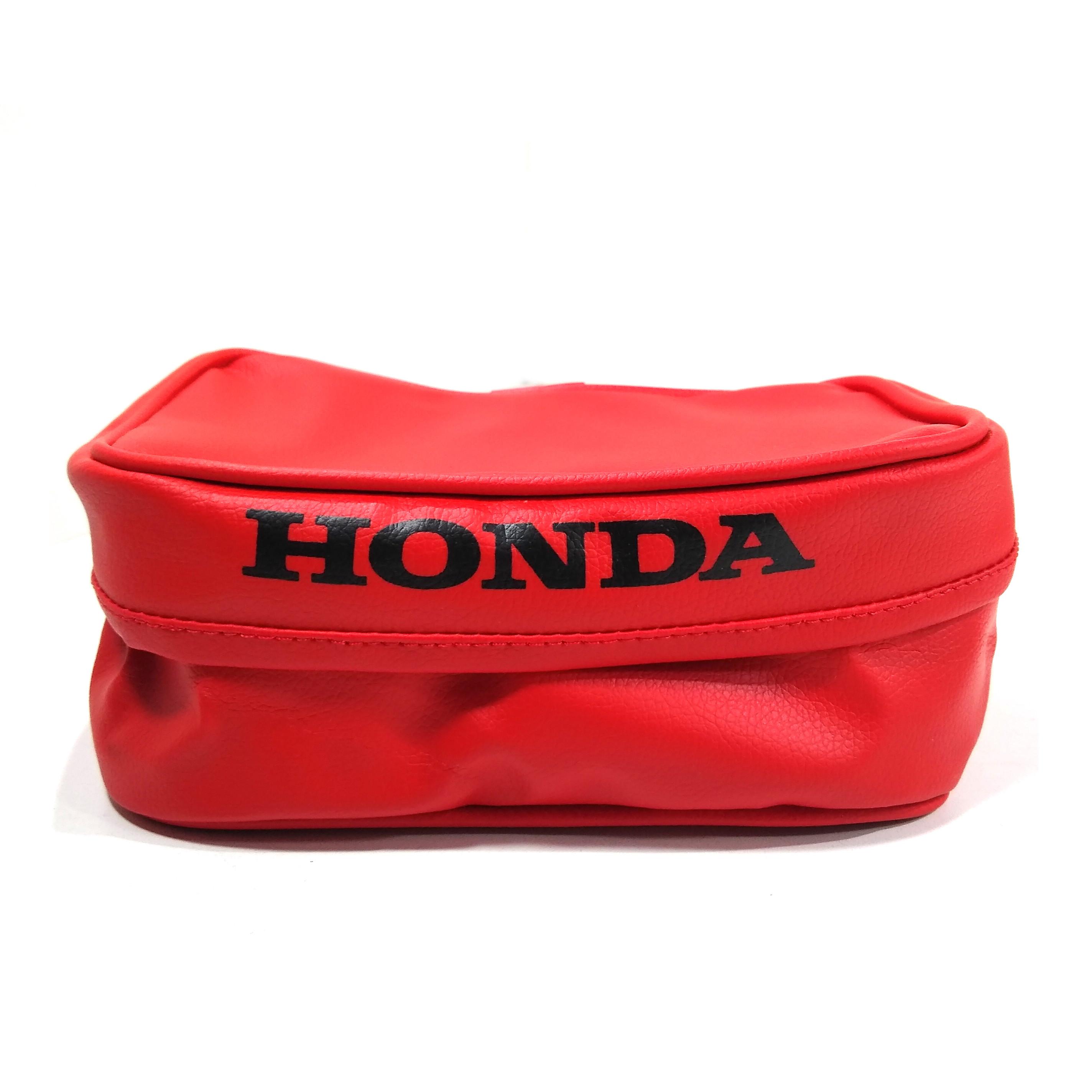 Bolso Porta Herramientas Honda Rojo