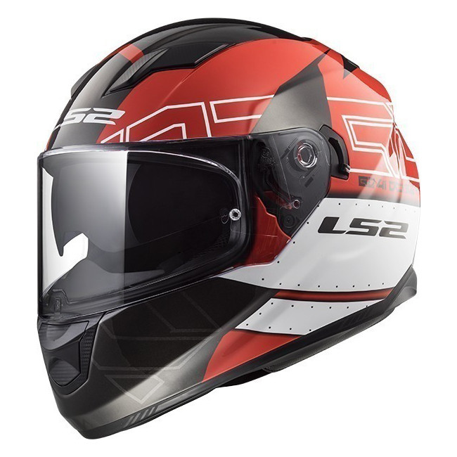 Casco Integral LS2 FF 320 Stream Evo Kub