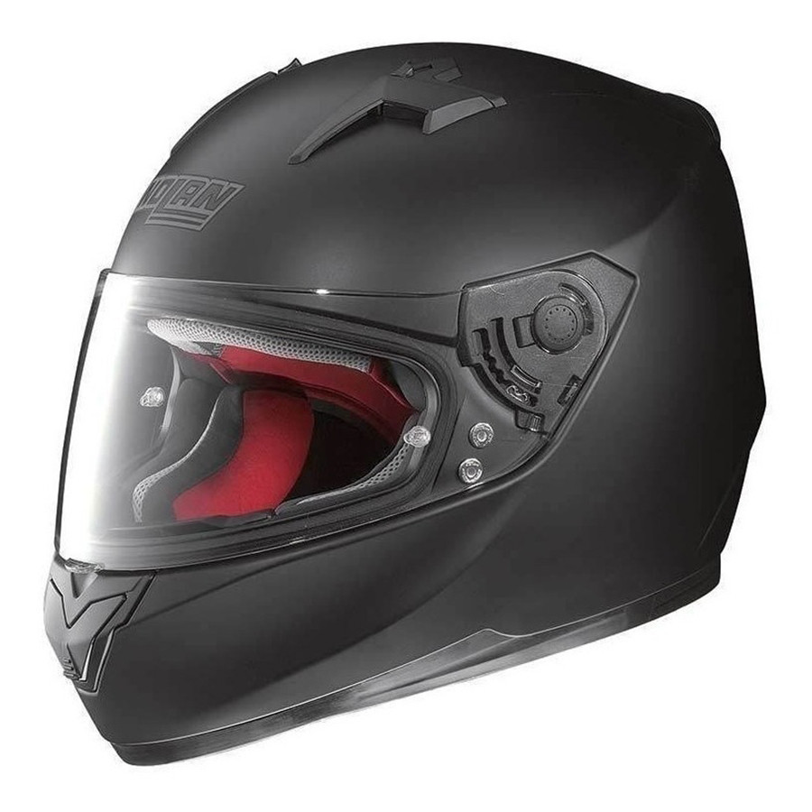 Casco Integral Nolan N64 Smart Negro Mate