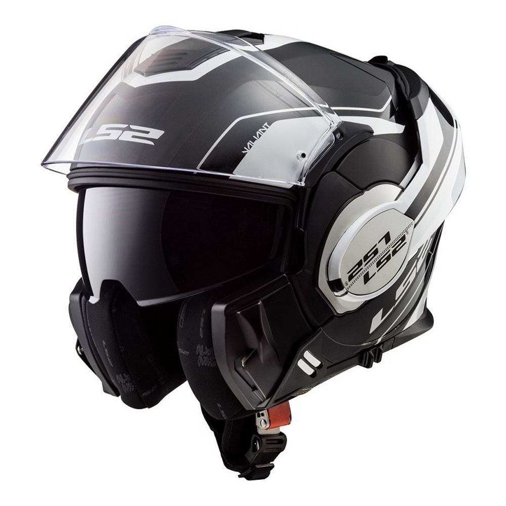 Casco Rebatible LS2 FF 399 Valiant Lumen