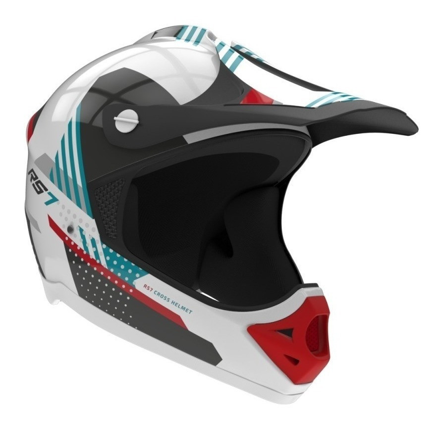Casco Enduro Motocross Hawk Rs7 Edicion Limitada