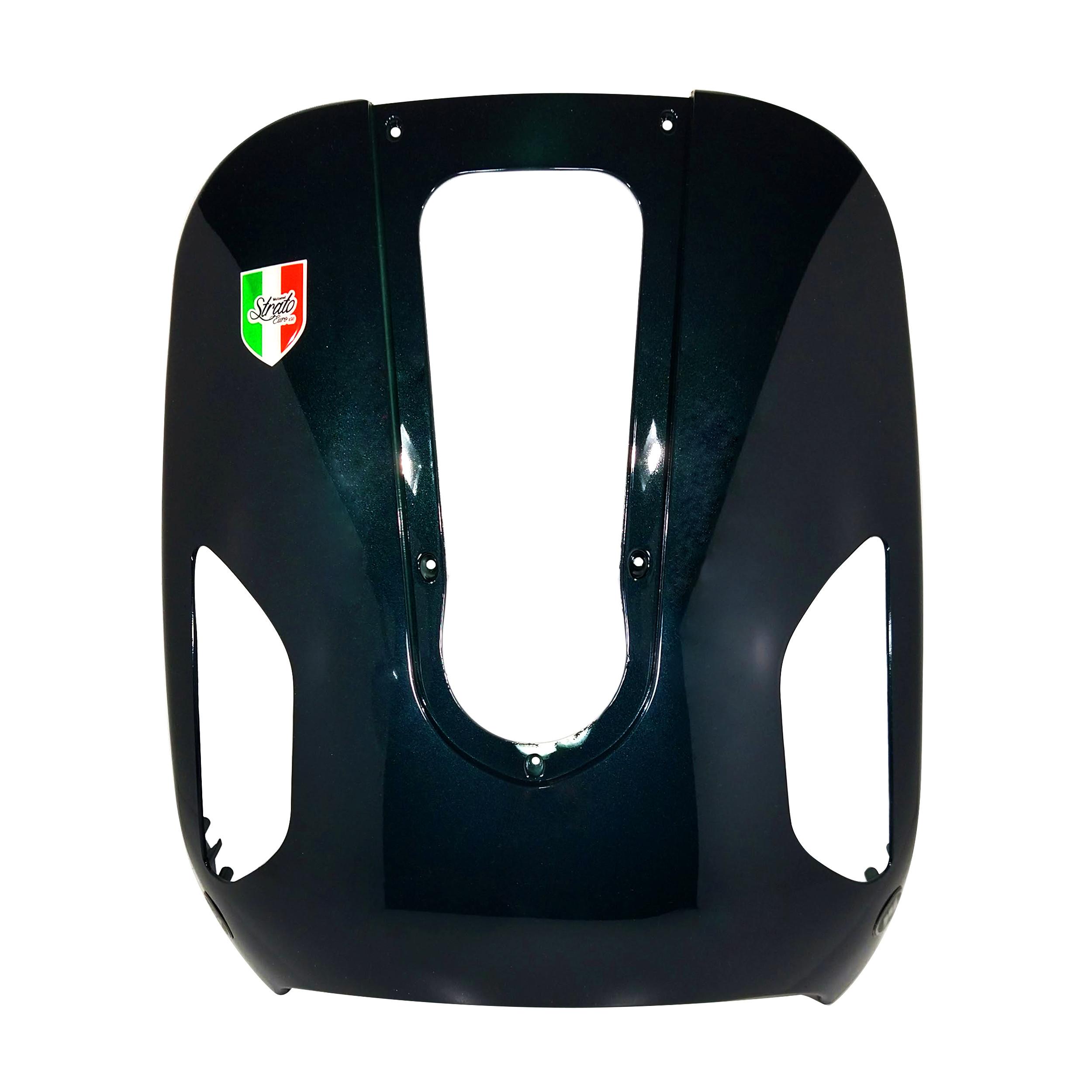 Cacha Frente Verde Motomel Strato Euro Original