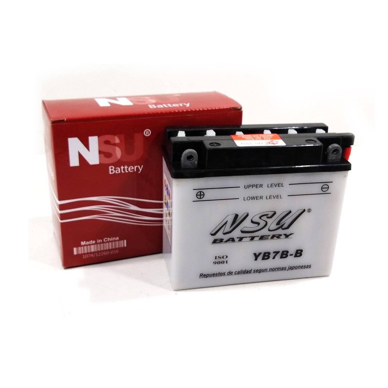 Bateria Nsu Yb7b-b