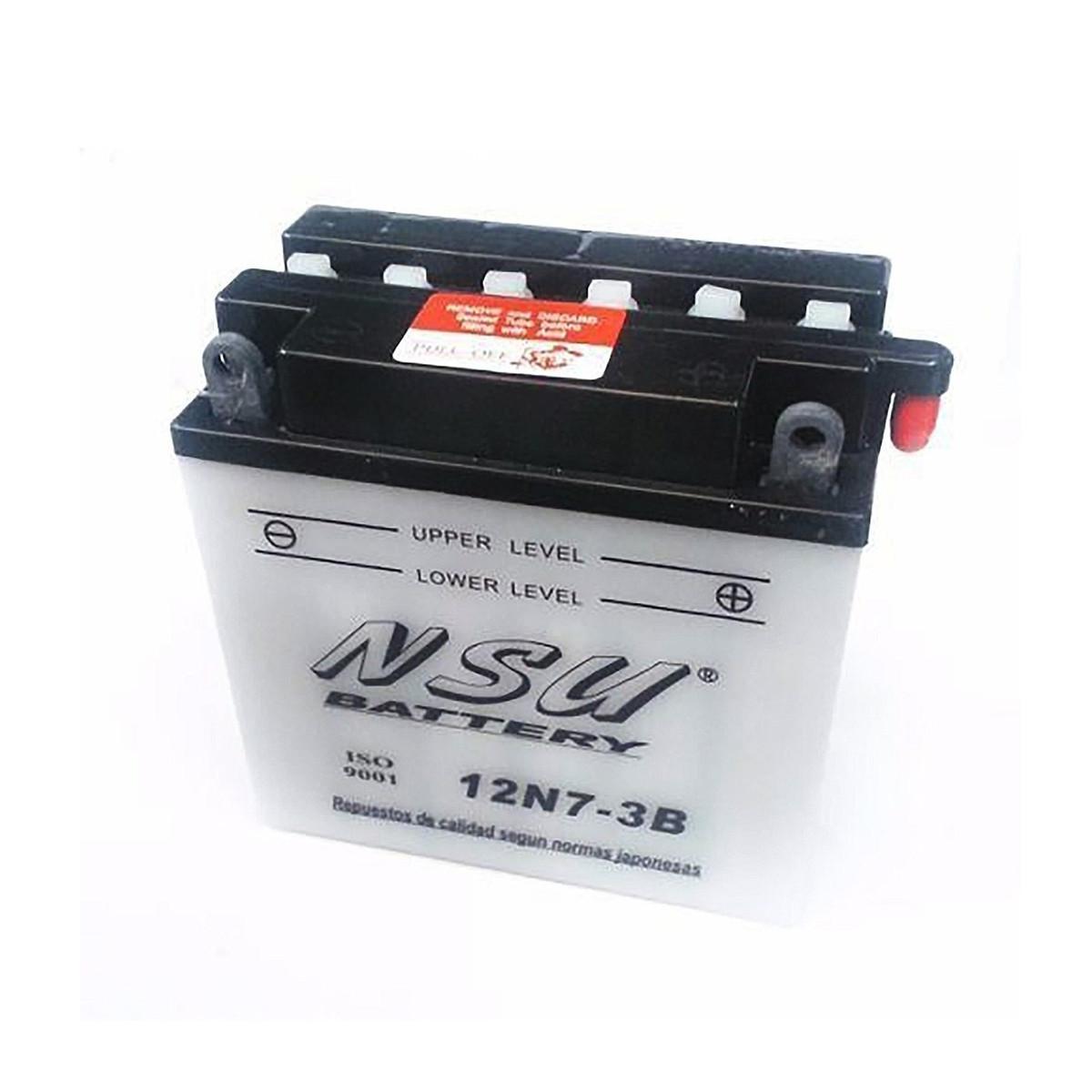 Bateria Nsu 12n7 3b