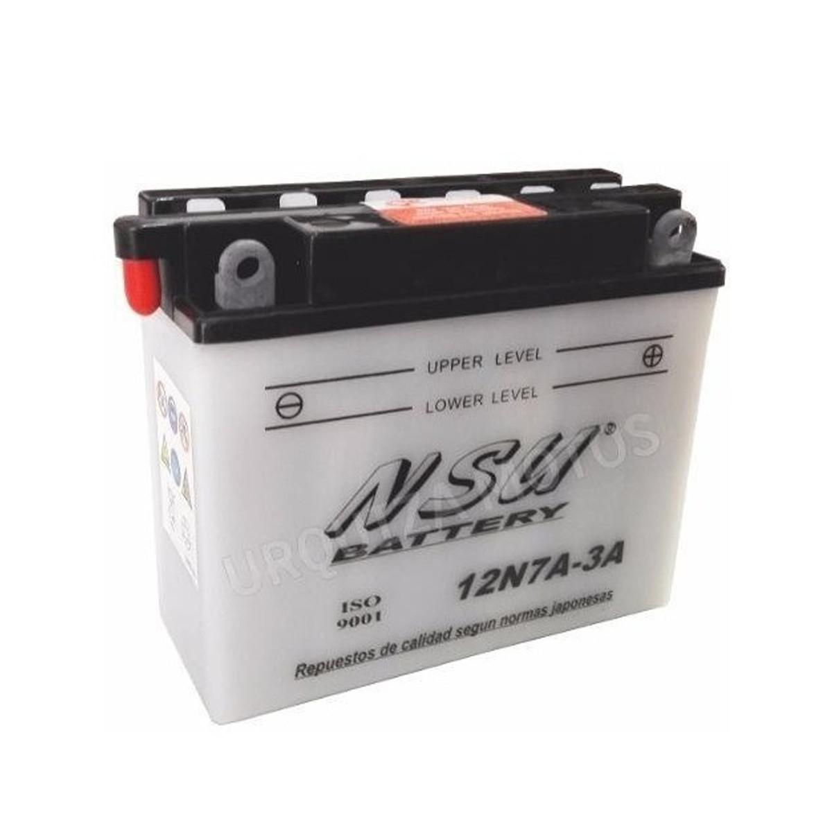 Bateria Nsu 12n7a 3a