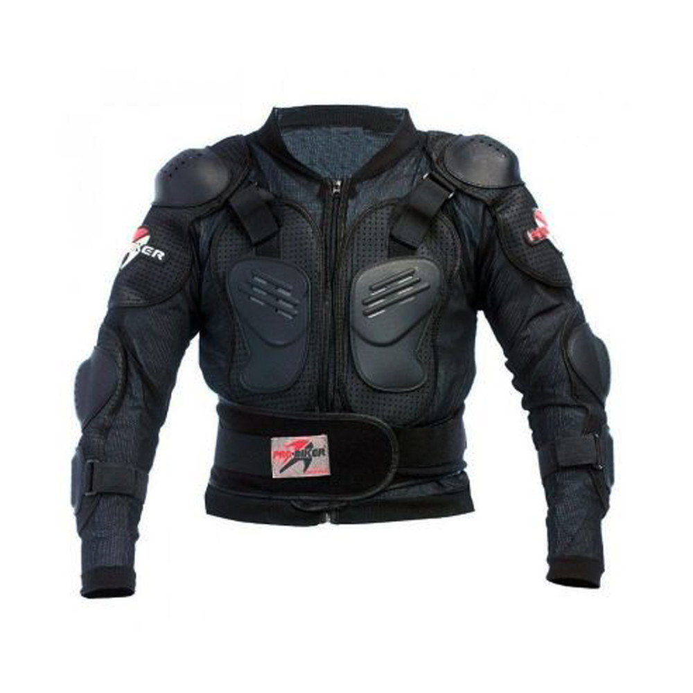 Pechera Chaleco Protector moto cross Pro Biker
