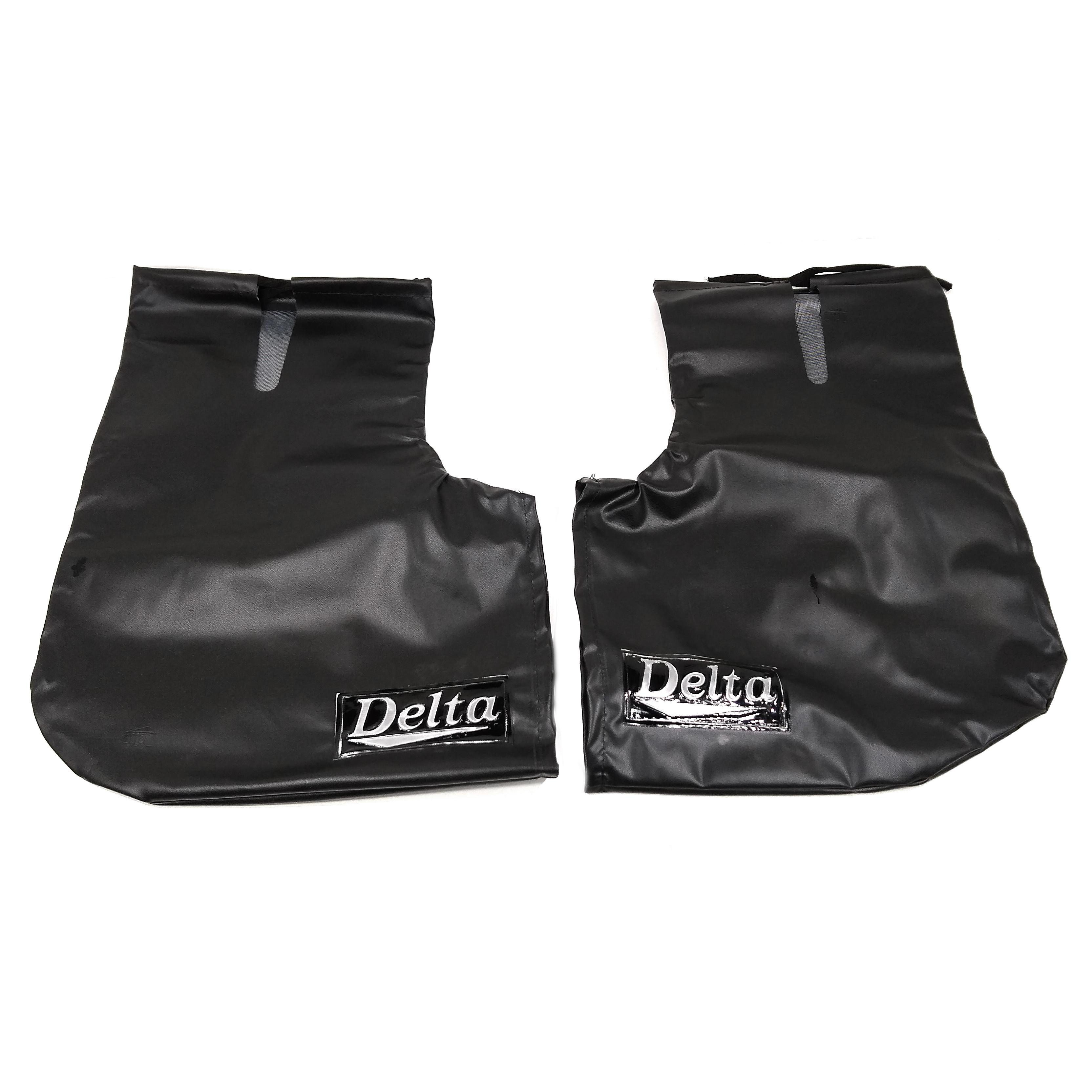 Cubre Manos de Cuerina Delta Resiste Frio y Agua