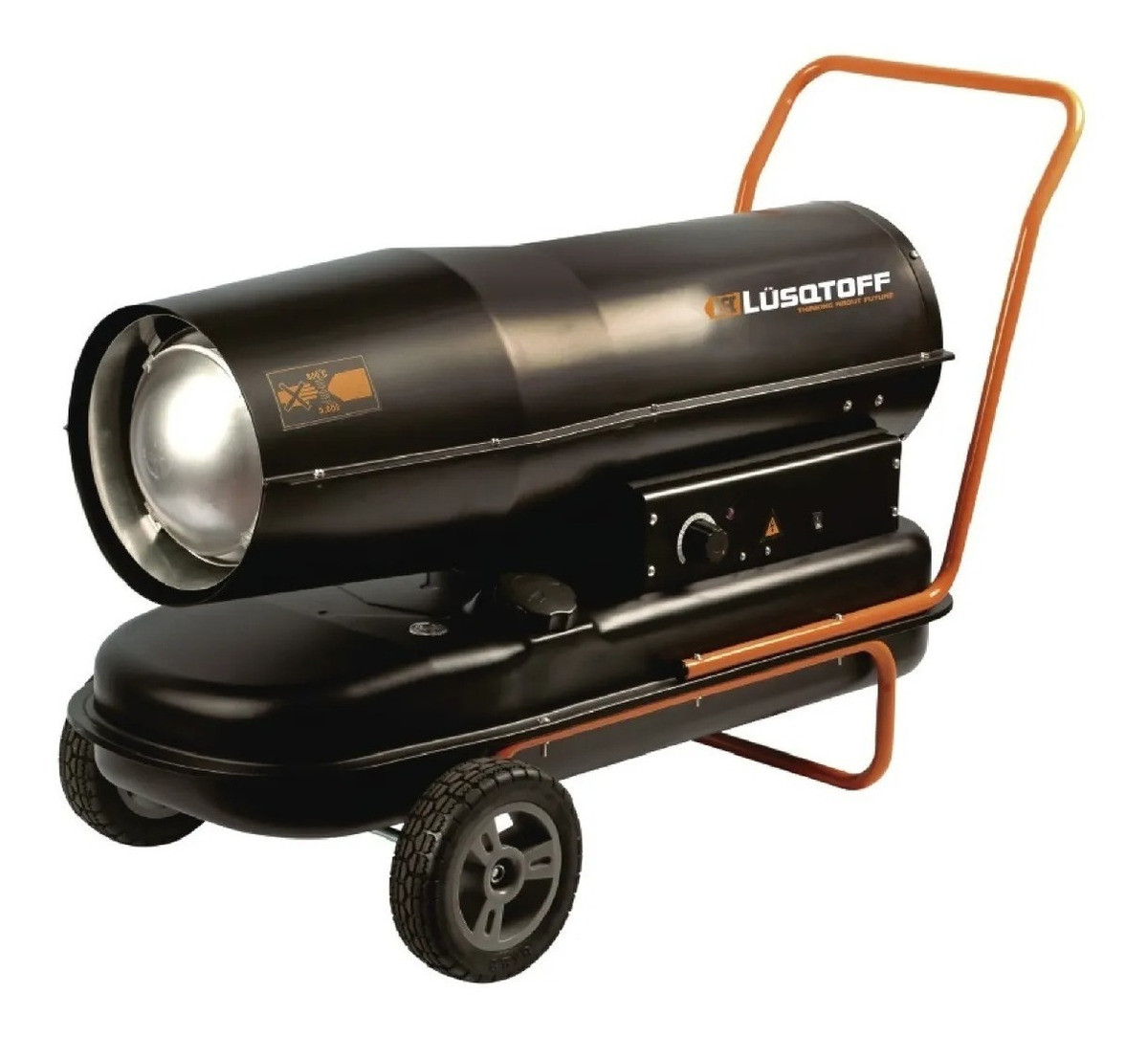 Calefactor 53000 Kcal Lusqtoff