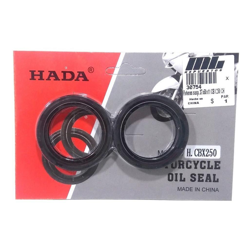 Juego de Retenes de Suspension Honda Cbx 250 Twister Hada