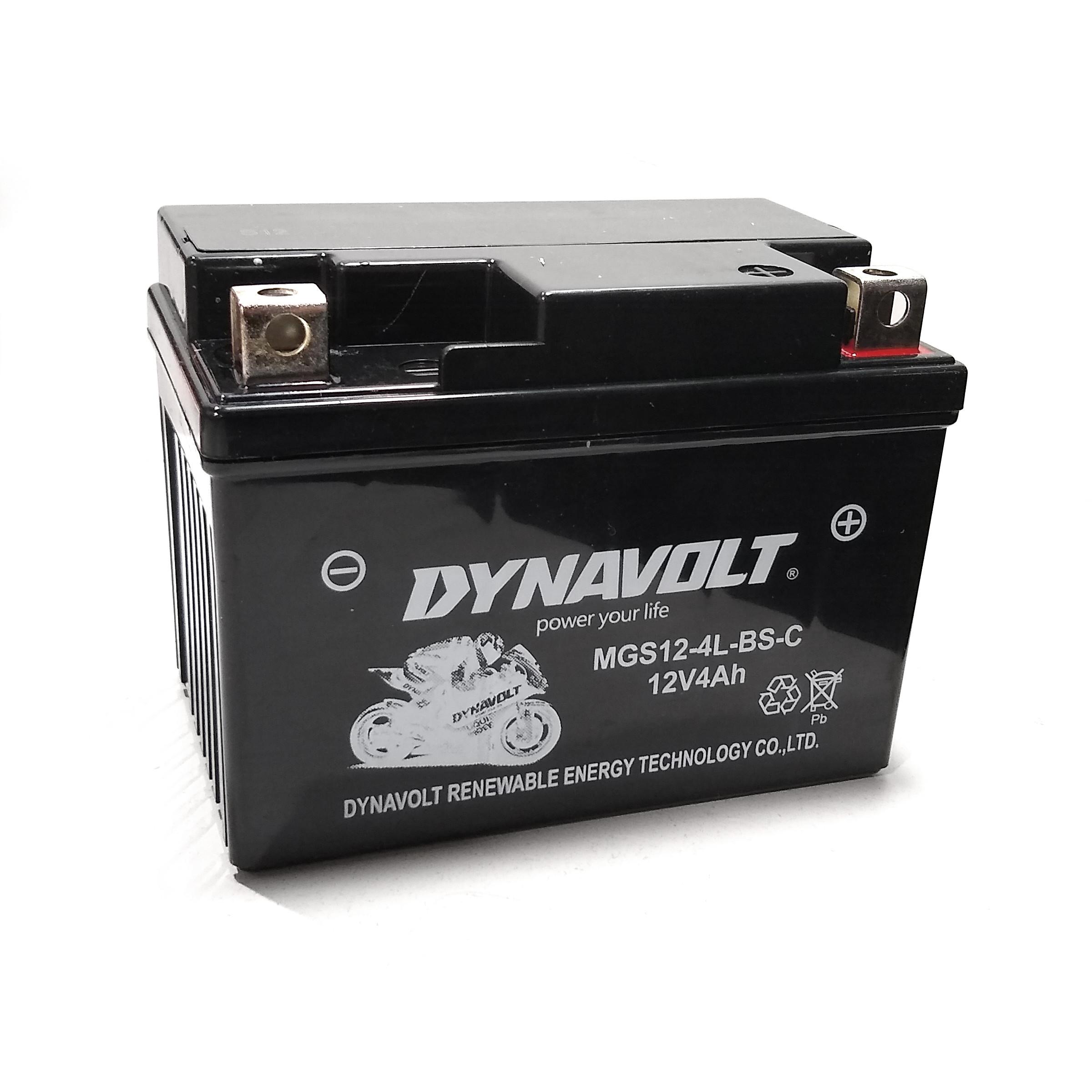 Bateria Dynavolt Gel Ytx4l-bs