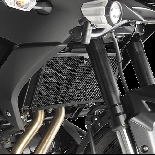 Protector Radiador Acero Givi Pr4114 Kawasaki Versys 650