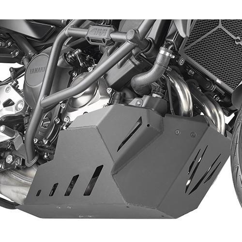 Cubre Carter Givi Rp2139 Aluminio Anodizado Negro Yamaha