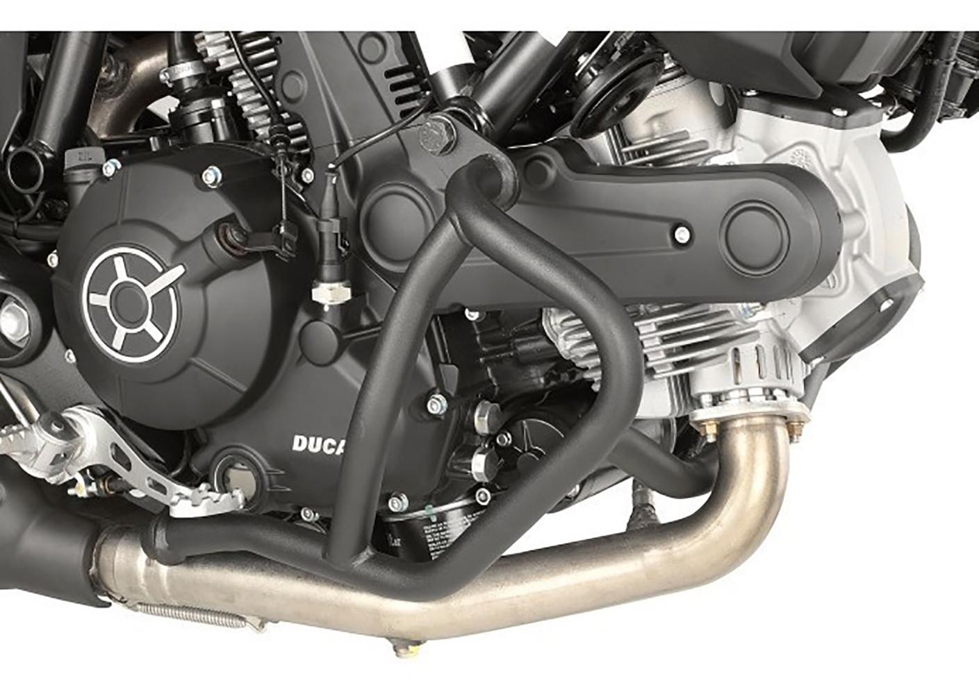 Defensa Motor Givi Tn7407 Ducati Scrambler 400 Icon 800