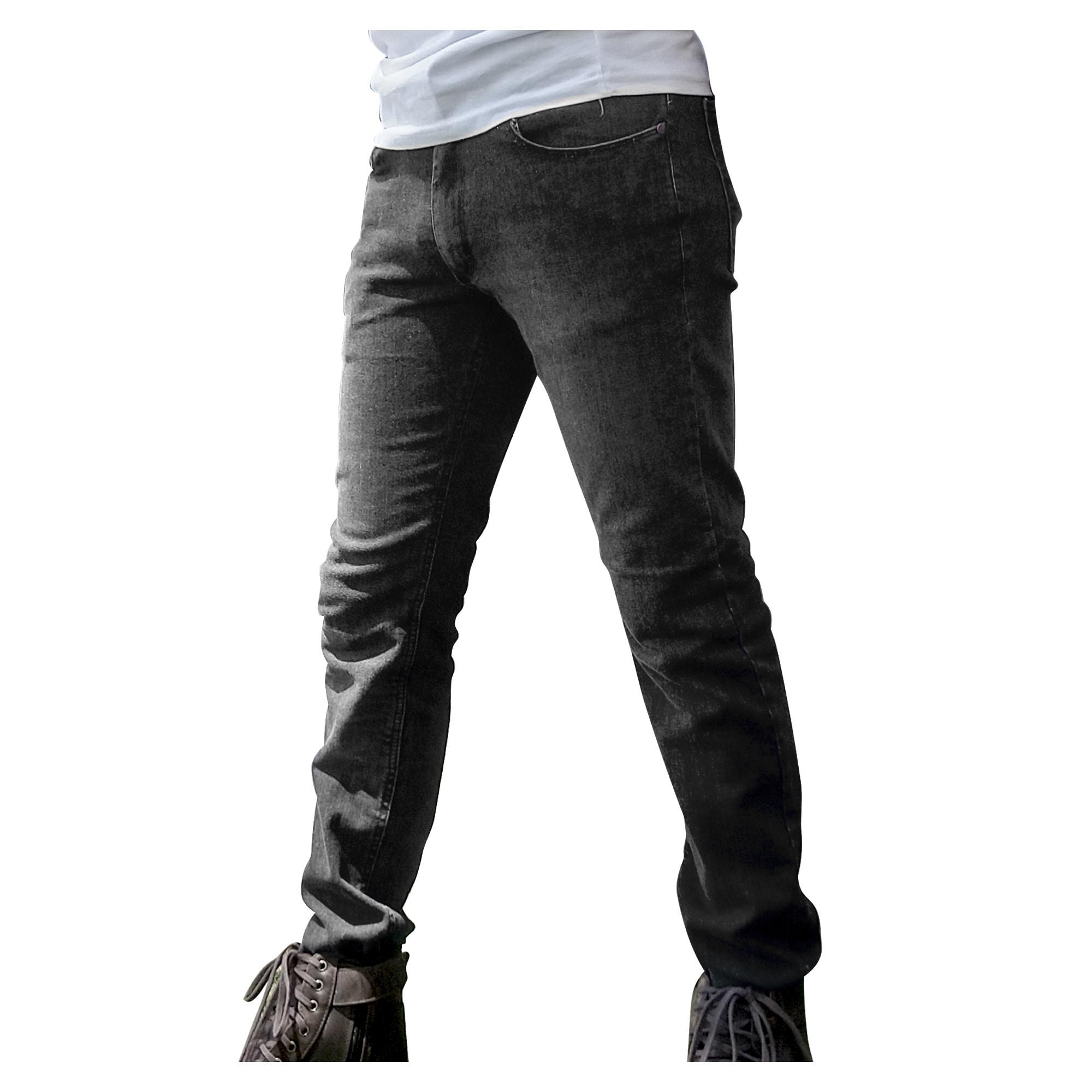 JeanS Hombre Kevlar Protecciones Rodilla Samurai Warrior