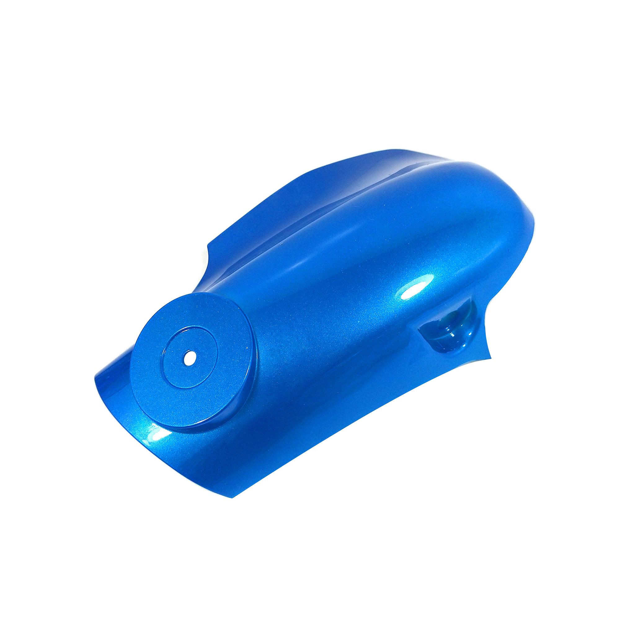 Cubre Barral Izquierdo Azul Corven Mirage 110 R2 Original