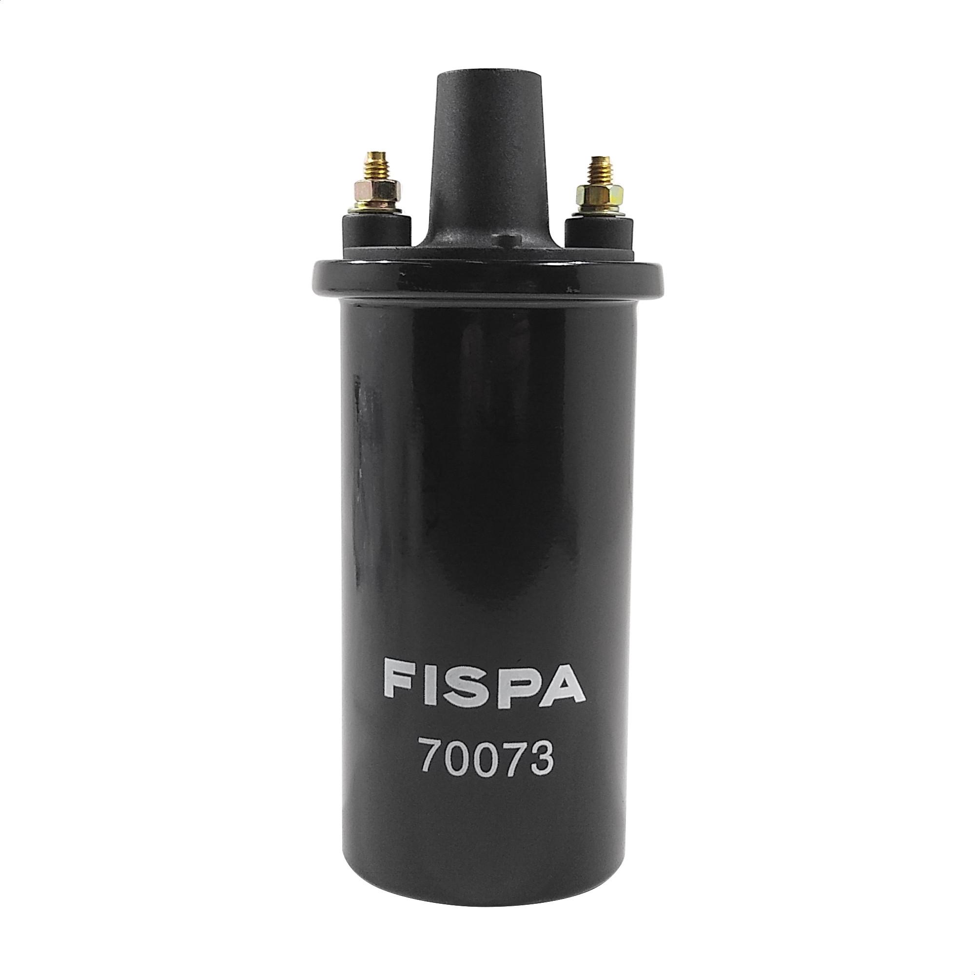 Bobina Ignicion Auto 12 Volts Encendido Platinos Fispa 70073