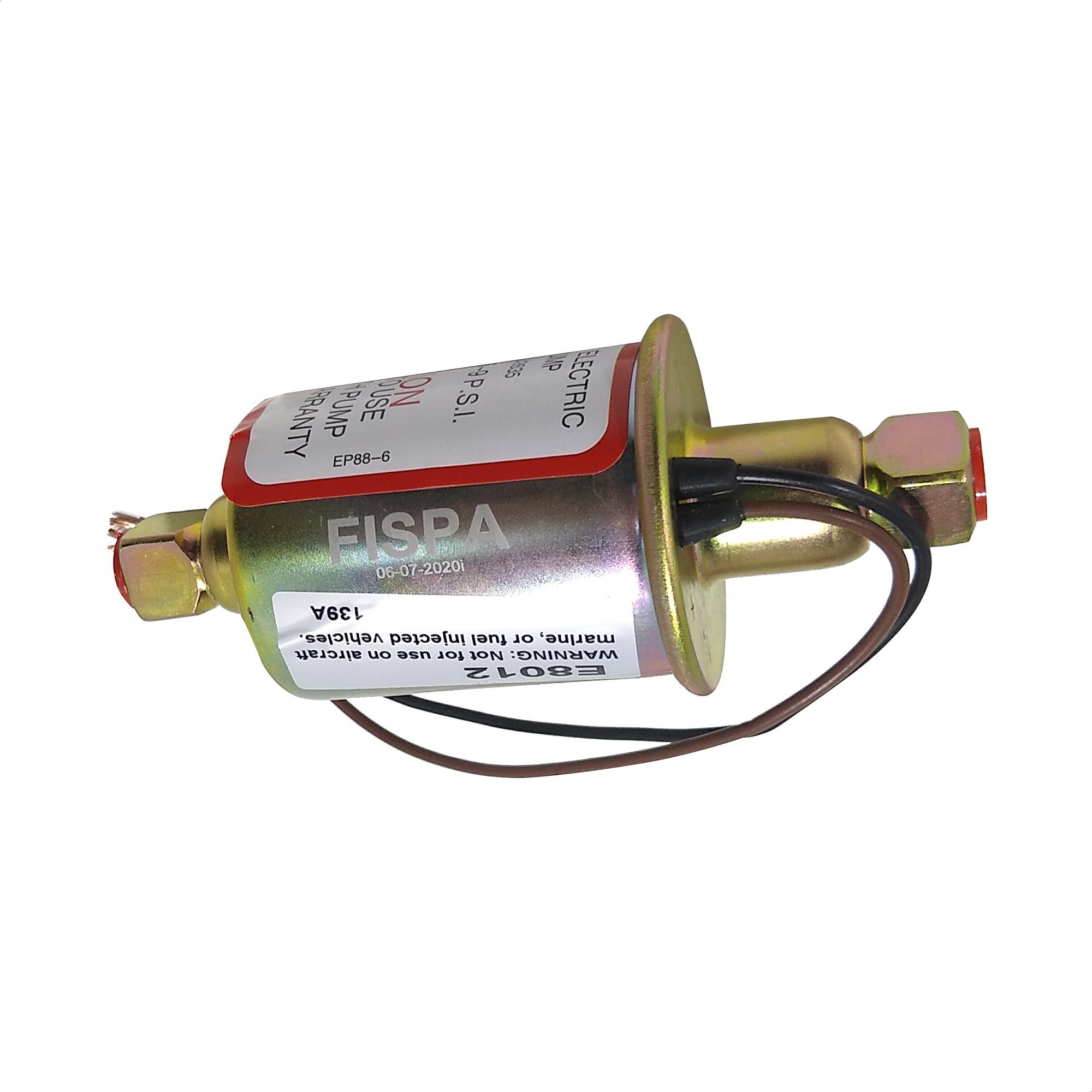 Bomba Combustible Fispa 64018 Tipo Airtex Carburador 12v