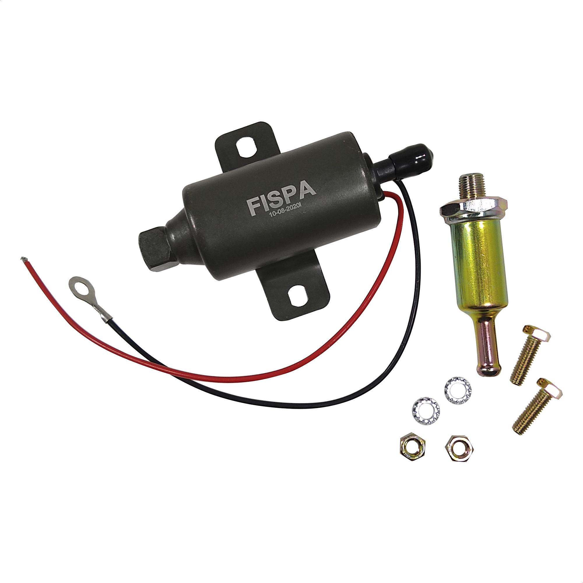 Bomba Electrica Fispa 64045 Combustible Carburador