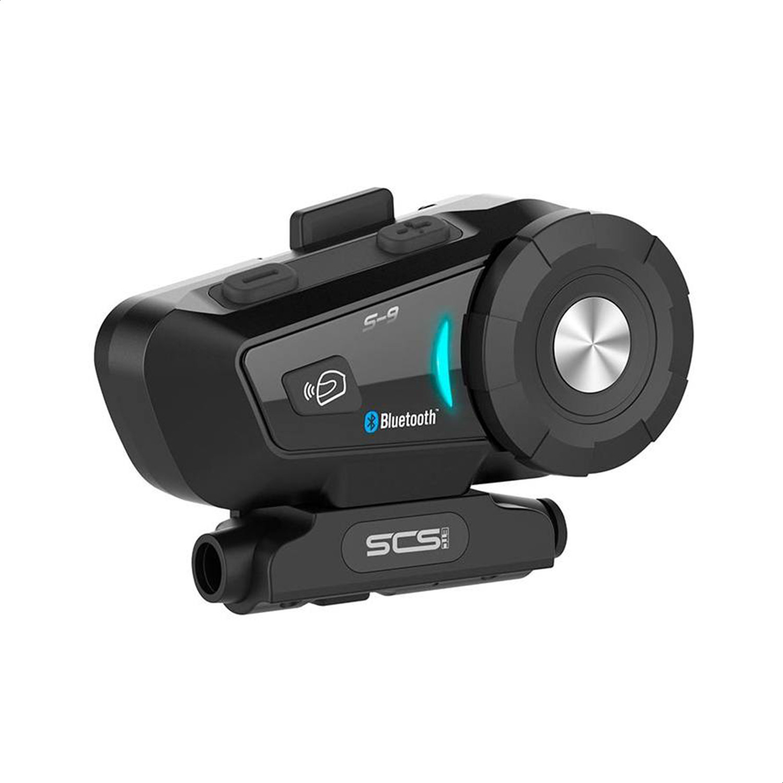 Intercomunicador Bluetooth para Casco SCS S-9