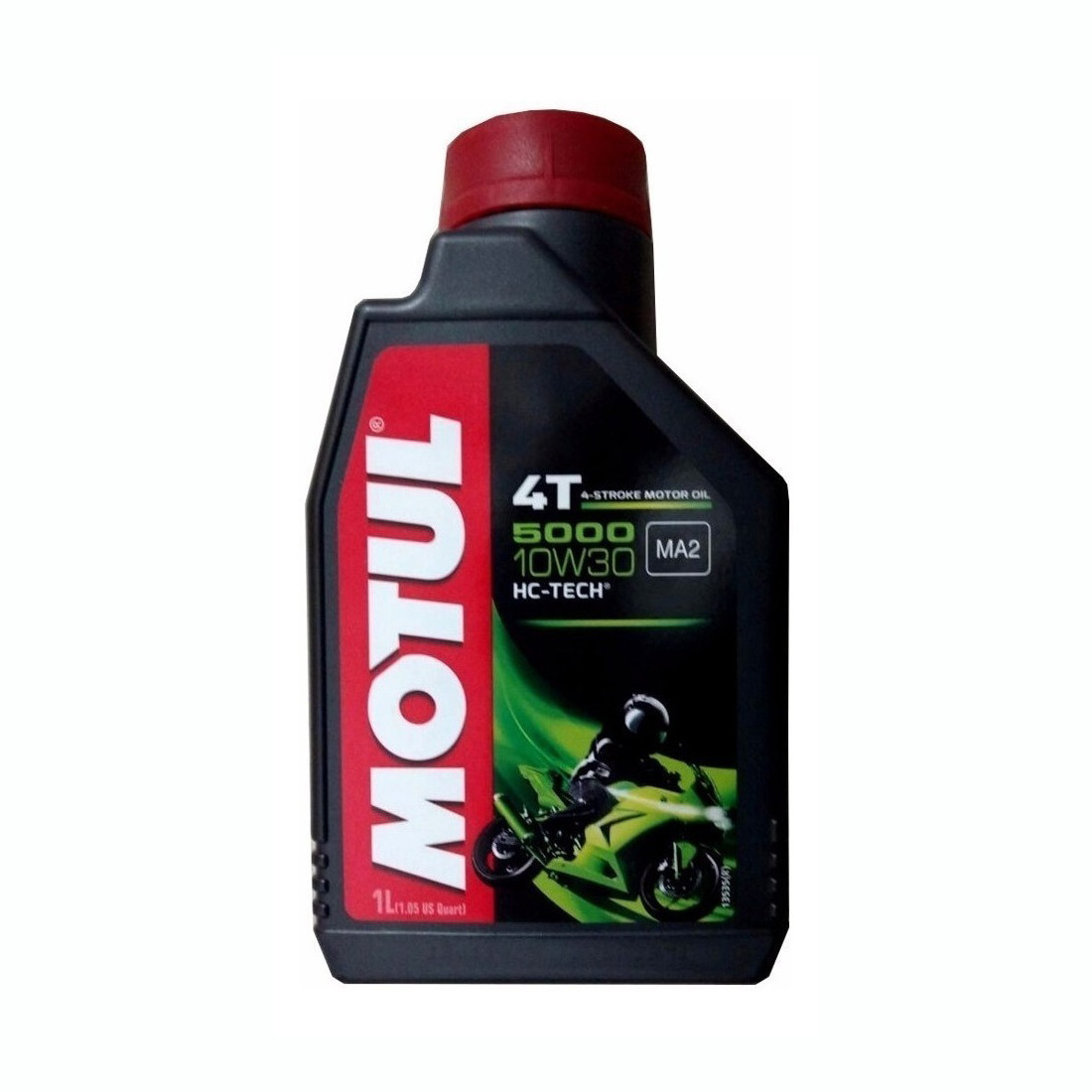 Aceite Motul Mineral 5000 10W30 4T