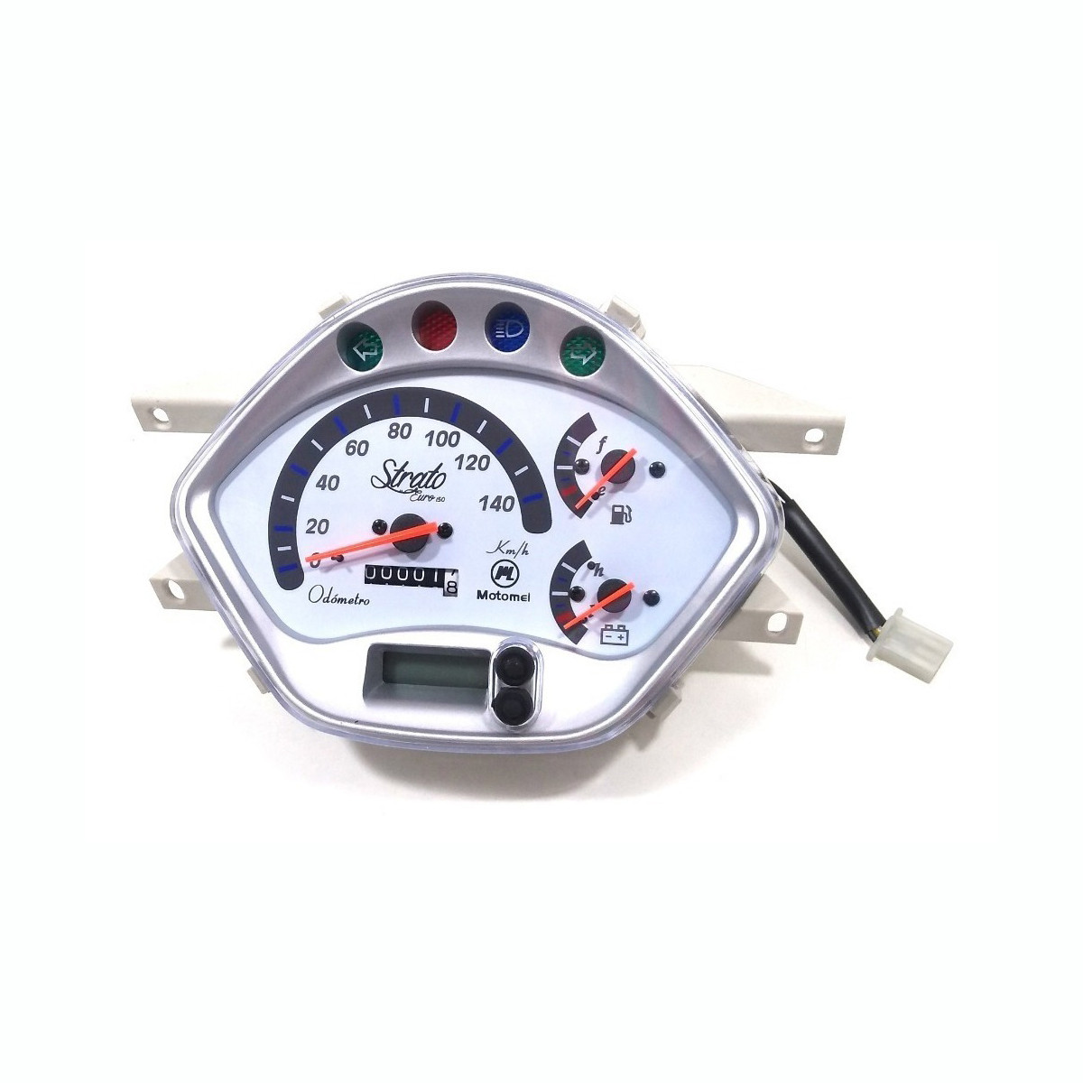 Tablero Velocimetro Motomel Strato Euro 150 Modelo Nuevo Original