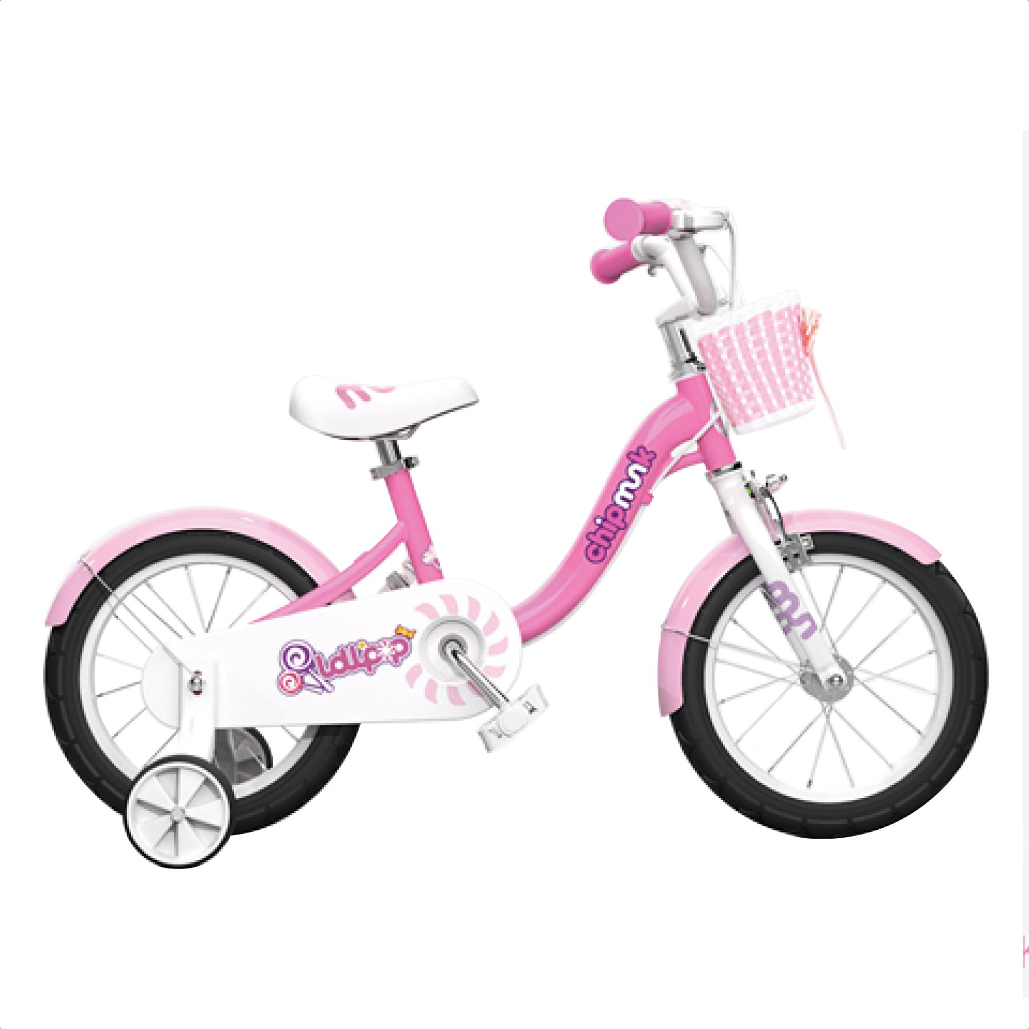 Bicicleta Infantil Royal Baby Chipmunk Mm Rodado 14