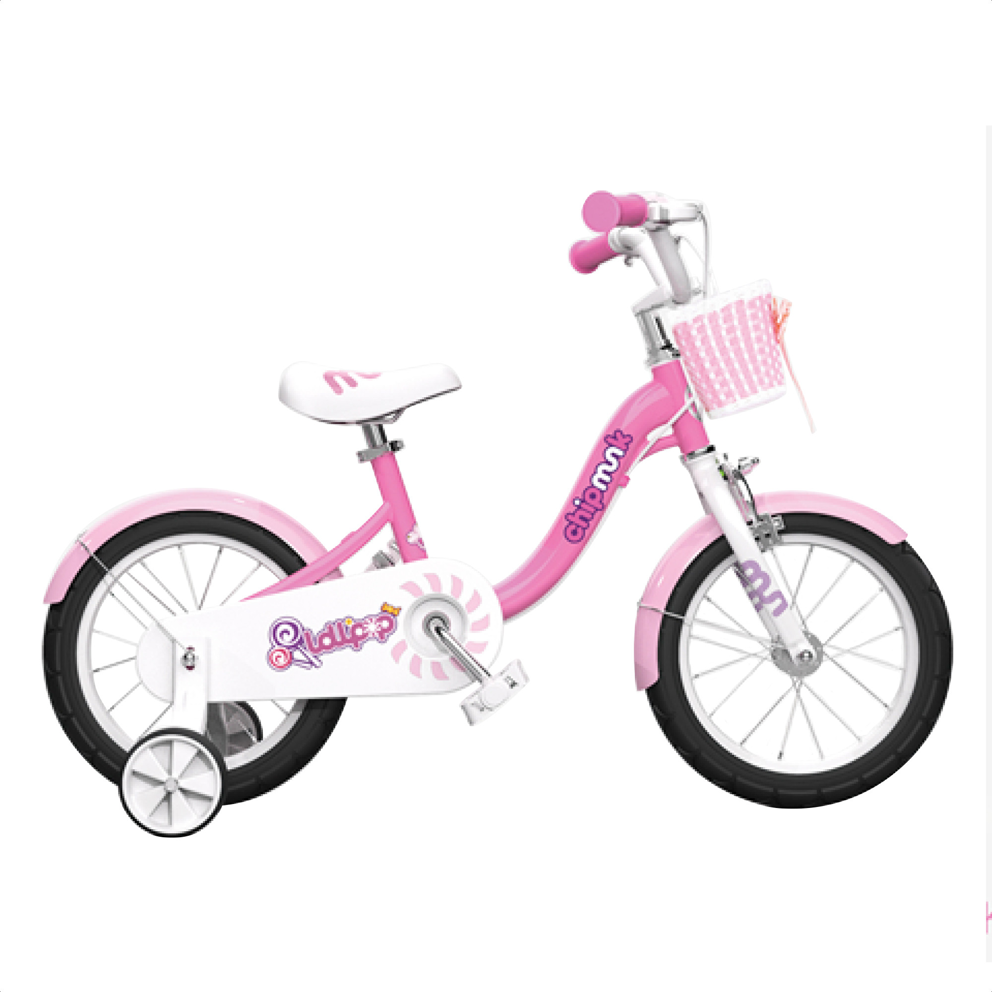 Bicicleta Infantil Royal Baby Chipmunk Mm Rodado 16