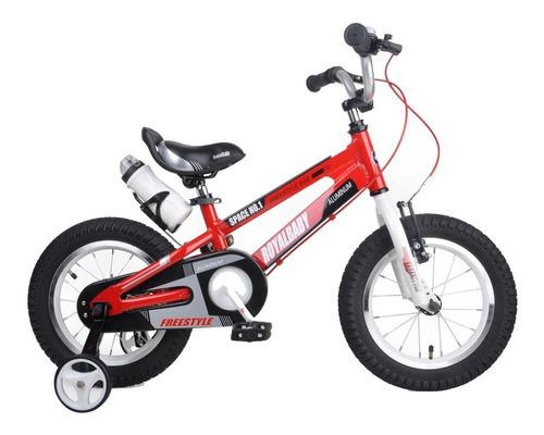Bicicleta Infantil Royal Baby Space Rodado 12
