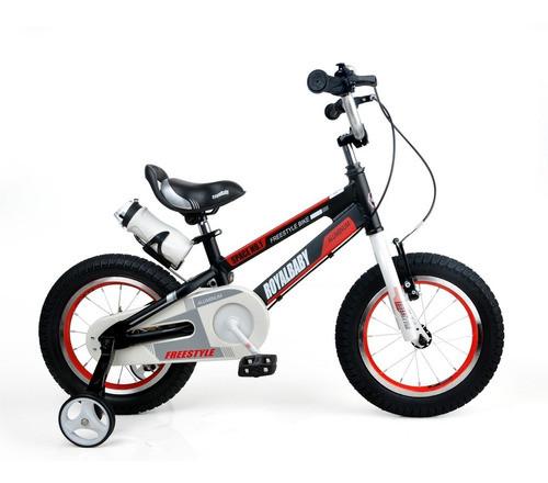 Bicicleta Infantil Royal Baby Space Rodado 14