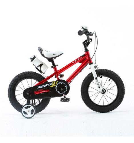 Bicicleta Infantil Royal Baby Freestyle Rodado 12